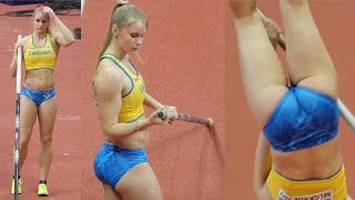 Michaela Meijer 2017, a lovely swedish pole vaultor