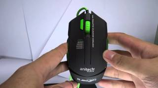 getlinkyoutube.com-ZX920 GAMING MOUSE