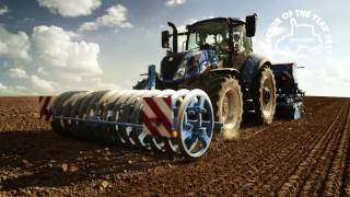 New Holland T5 Electro Command - Multitasking becomes easier