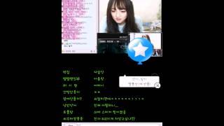 getlinkyoutube.com-철구 지혜 vs BJ도아   노래대결 (아이유 좋은날)