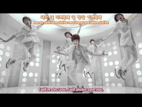 Boyfriend - Boyfriend MV (ENG/KOR/ROM FULL HD)