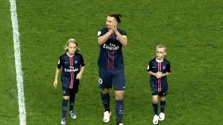getlinkyoutube.com-Zlatan Ibrahimovic - Goodbye PSG   #King #Legend