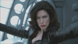 getlinkyoutube.com-Lara Flynn Boyle Serleena leather outfit