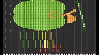 getlinkyoutube.com-Synthesia bad apple