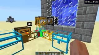 getlinkyoutube.com-Источники энергии в Minecraft. [1/5] Дерево, вода, ветер