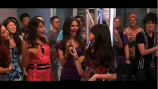 getlinkyoutube.com-iCarly & Victorious Cast - Leave It All to Shine (Official Music Video)