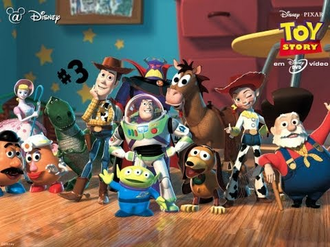   Toy Story 2  3 !!!
