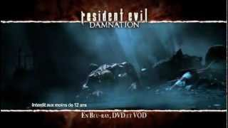 Resident Evil Damnation: French Commercial width=