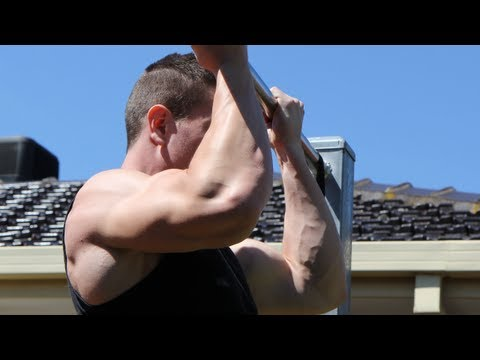 Biceps 21's - Bodyweight Bicep Workout