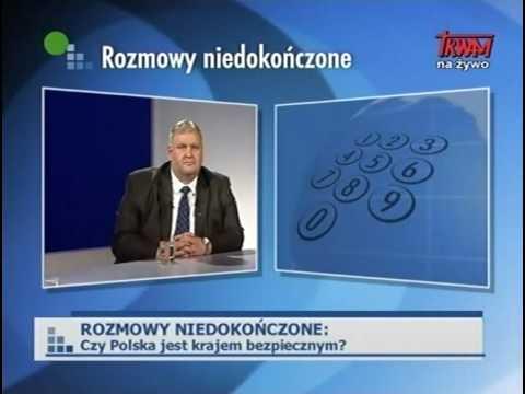 Rozmowy niedokończone (4/6) - Czy Polska jest krajem bezpiecznym?