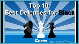 getlinkyoutube.com-Top 10 Best Chess Openings For Black : Chess Statistics For Beginners