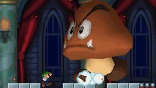 getlinkyoutube.com-New Super Luigi Bros DS - All Castle Bosses