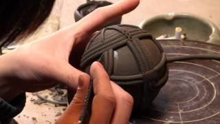 getlinkyoutube.com-Japanese Ceramic Artist - Shohei Harada / 陶芸作家 原田省平さん