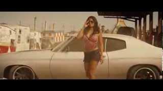 getlinkyoutube.com-Natalie Martinez getting out of car in Death Race