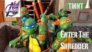 getlinkyoutube.com-TMNT [Stop Motion Film] TMNT vs The Shredder