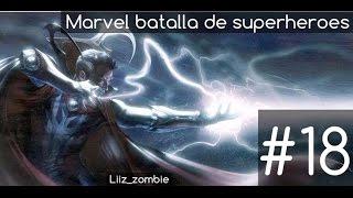 getlinkyoutube.com-Como mantener rachas largas sin gastar runas! Marvel batalla de superheroes