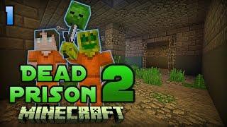 getlinkyoutube.com-ZOMBIEABENTEUER - Minecraft Dead Prison 2 #1 [Deutsch/HD]