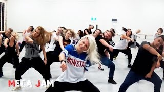 getlinkyoutube.com-'Watch Me' (Whip / Nae Nae) Silento #WatchMeDanceOn choreography by Jasmine Meakin (Mega Jam)
