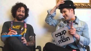 getlinkyoutube.com-Fall Out Boy Funny Moments 2013 - Part 2