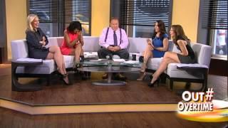 getlinkyoutube.com-Jedediah Bila & Harris Faulkner & Sandra Smith & Andrea Tantaros hot legs - Outnumbered - 07/14/14