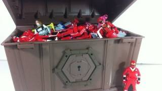getlinkyoutube.com-Review: Gokai Treanger Box (Kaizoku Sentai Gokaiger)
