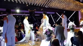 getlinkyoutube.com-천안w웨딩홀 결혼식 해군 예도단 행사(김덕원&한혜숙)