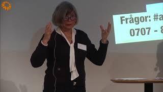 Alla unga kan jobba eller studera - Lena Nyberg och Lars Lööw