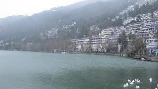 getlinkyoutube.com-Snowfall in Nainital