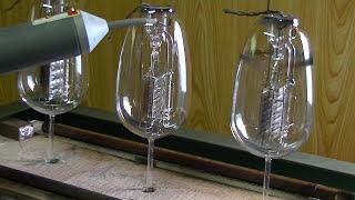 getlinkyoutube.com-How To Make Electron Tubes - P&C Electronics