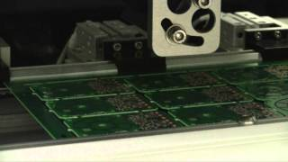 Laser PCB Marking Compilation | CMS Laser