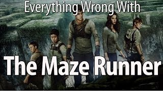 getlinkyoutube.com-Everything Wrong With The Maze Runner In 16 Minutes Or Less