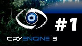 getlinkyoutube.com-CryEngine #1 - Mexendo com o básico de terrenos.