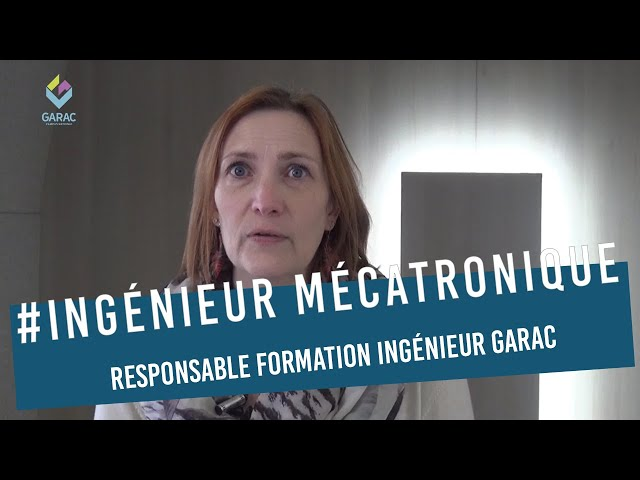 Maryline Clergé Responsable Formation Ingénieur GARAC