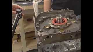 getlinkyoutube.com-Complete Rotary 13B Rebuild - Engine (Part 3)