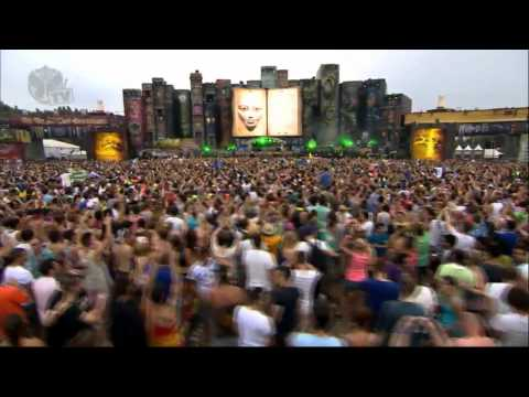 Tomorrowland 2012 - DJ Alesso