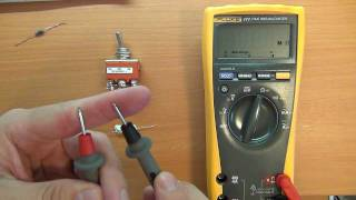 getlinkyoutube.com-How to use a Multimeter for beginners: Part 3 - Resistance and Continuity