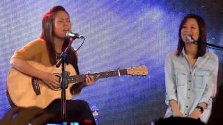 Jayesslee - Just the way you are (Live in Manila)