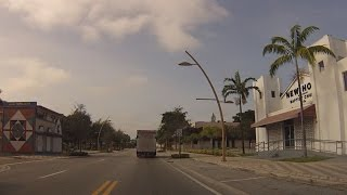 Fort Lauderdale, FL - Sistrunk Blvd & Nearby Side Streets