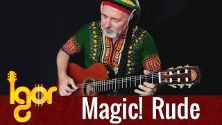 getlinkyoutube.com-RUDE! Reggae meets classical fingersyle guitar