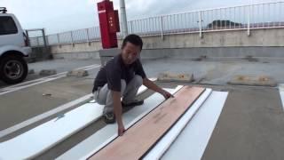getlinkyoutube.com-月代式ジムニー車中泊ベッド 製作工程お見せします