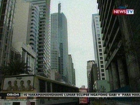 Pilipinas ang nakapagtala ng pinakamabilis na paglago ng ekonomiya