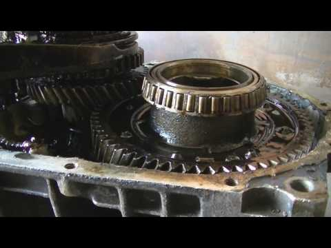 Разборка и дефектовка КПП автомобиля FIAT TIPO 1,6 бензин.