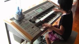 getlinkyoutube.com-組曲「となりのトトロ」より エレクトーン演奏