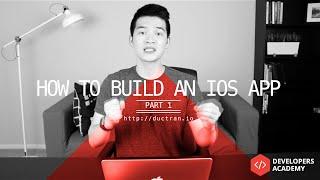 getlinkyoutube.com-How to Make an App   Part 1   Design UI, Storyboard in Xcode, Programming wt Swift