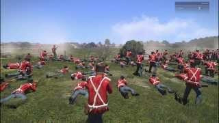 getlinkyoutube.com-EPIC ARMA-  Napoleonic warfare(400+ AI UNITS!!!!)