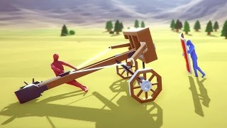 getlinkyoutube.com-Totally Accurate Battle Simulator - Wacky Waving Armies of Death! - TABS Funny Moments Gameplay