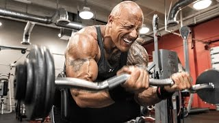 "getlinkyoutube.com-Dwayne""The Rock"" Johnson Workout 2016"