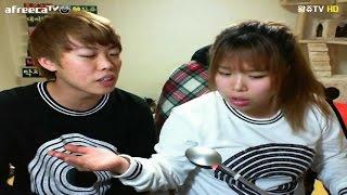 getlinkyoutube.com-[왕쥬]남친이랑 헤어질뻔했던 순간 녹화본 악마의편집2