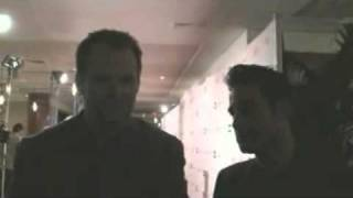 getlinkyoutube.com-Jack Coleman and Adrian Pasdar talk about sexy time on Level 5