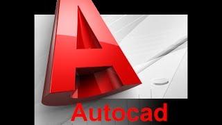 شرح تعليم أتوكاد للمبتدئين للدكتور عاطف عراقى المحاضرة رقم 1  Autocad Learning